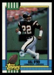 1990 Topps #391  Gill Byrd  Front Thumbnail