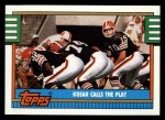 1990 Topps #505   Browns Highlights Front Thumbnail