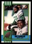 1990 Topps #451  Erik McMillan  Front Thumbnail