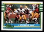 1990 Topps #520   Packers Highlights Front Thumbnail