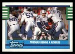 1990 Topps #510   Colts Highlights Front Thumbnail
