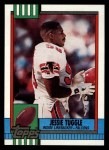 1990 Topps #479  Jessie Tuggle  Front Thumbnail
