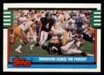 1990 Topps #501   Bears Highlights Front Thumbnail