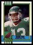 1990 Topps #456  Roger Vick  Front Thumbnail