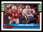 1990 Topps #521   Patriots Highlights Front Thumbnail