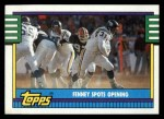 1990 Topps #528   Vikings Highlights Front Thumbnail