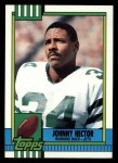 1990 Topps #454  Johnny Hector  Front Thumbnail