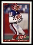 1991 Topps #48  Al Edwards  Front Thumbnail