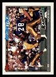1991 Topps #107  Nick Bell  Front Thumbnail