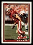 1991 Topps #61  Guy McIntyre  Front Thumbnail