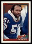 1991 Topps #58  Jim Ritcher  Front Thumbnail