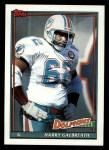 1991 Topps #111  Harry Galbreath  Front Thumbnail
