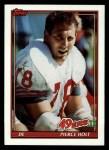1991 Topps #63  Pierce Holt  Front Thumbnail
