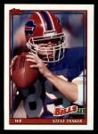 1991 Topps #45  Steve Tasker  Front Thumbnail