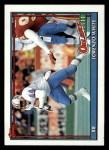 1991 Topps #243  Lorenzo White  Front Thumbnail