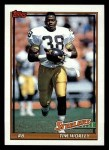 1991 Topps #291  Tim Worley  Front Thumbnail