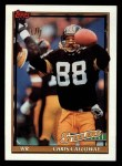 1991 Topps #294  Chris Calloway  Front Thumbnail