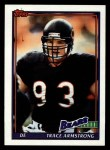 1991 Topps #175  Trace Armstrong  Front Thumbnail