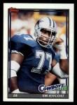 1991 Topps #361  Jim Jeffcoat  Front Thumbnail