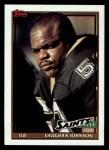 1991 Topps #326  Vaughan Johnson  Front Thumbnail