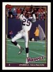1991 Topps #382  Darrell Fullington  Front Thumbnail