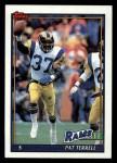 1991 Topps #539  Pat Terrell  Front Thumbnail