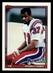 1991 Topps #619  Maurice Hurst  Front Thumbnail