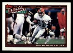 1991 Topps #632   Browns Leaders Front Thumbnail