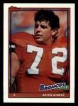 1991 Topps #562  Keith Kartz  Front Thumbnail