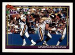 1991 Topps #643   Vikings Leaders Front Thumbnail