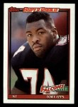1991 Topps #586  Tory Epps  Front Thumbnail
