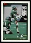 1991 Topps #471  Pat Leahy  Front Thumbnail