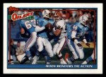1991 Topps #637   Oilers Leaders Front Thumbnail