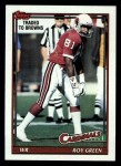 1991 Topps #513  Roy Green  Front Thumbnail