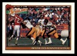 1991 Topps #650   Steelers Leaders Front Thumbnail