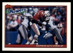 1991 Topps #644   Patriots Leaders Front Thumbnail