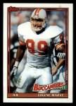 1991 Topps #500  Eugene Marve  Front Thumbnail