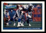 1991 Topps #653   Seahawks Leaders Front Thumbnail