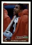 1991 Topps #593  Raymond Clayborn  Front Thumbnail