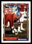 1992 Topps #97  Ken Lanier  Front Thumbnail
