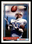 1992 Topps #49  Curtis Duncan  Front Thumbnail
