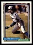 1992 Topps #118  Dwayne Harper  Front Thumbnail