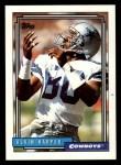 1992 Topps #28  Alvin Harper  Front Thumbnail