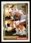 1992 Topps #63  Paul Gruber  Front Thumbnail