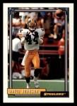 1992 Topps #81  D.J. Johnson  Front Thumbnail