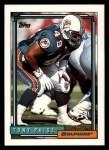 1992 Topps #177  Tony Paige  Front Thumbnail