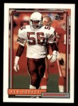 1992 Topps #292  Ken Harvey  Front Thumbnail