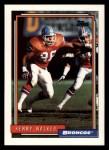 1992 Topps #215  Kenny Walker  Front Thumbnail