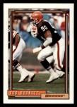 1992 Topps #281  Rob Burnett  Front Thumbnail