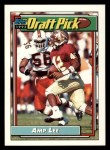 1992 Topps #250  Amp Lee  Front Thumbnail